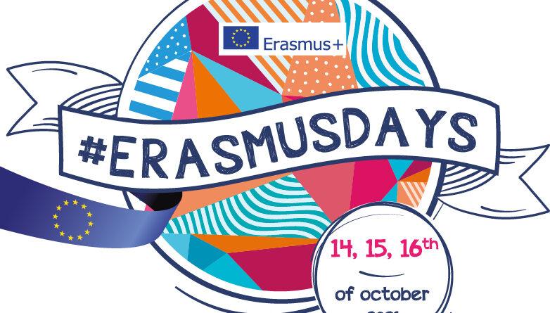 "Erasmus Days 2021 της ΠΔΕ Κρήτης ""Το Erasmus στο Πάρκο""  Παρασκευή 15/10/2021 – Λότζια"